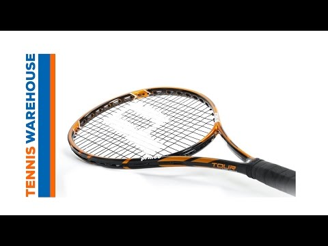 Prince Tour 100 16x18 (David Ferrer) Racquet Review