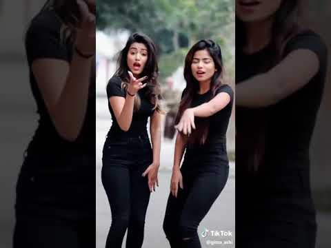Mumbai 2 Hot Girls Dance In Black Dress___Let's Watch --this Video **+entertainment And Sexy Dance_