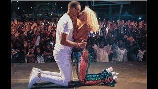 Vanessa Mdee And Boyfriend In Trouble For Kissing In Public