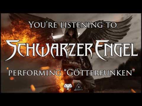 SCHWARZER ENGEL - Götterfunken (PRE-LISTENING VIDEO)