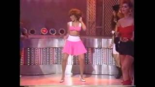 Soul Train Line - Cherchez La Femme (The Savannah Band)