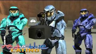 Red VS Blue Fandub Español Latino Temporada 1 Capitulo 5