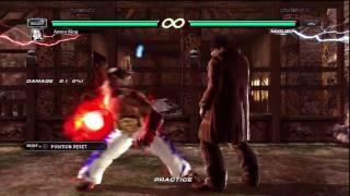 """Tekken 6: CMV  """"Armor King, KING OF THE RING""""."""