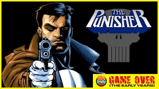 Story Breakdown: The Punisher (Arcade, Genesis, NES & Game Boy) - Defunct Games