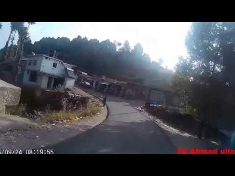 Nathiagali to Abbottabad Track HD 2016