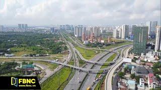 TPHCM: 8,5% diện tích đất dành cho giao thông | FBNC TV Today Life 14/11/19