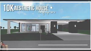 Roblox | Bloxburg | Aesthetic House 10k - no gamepasses