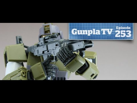 Gunpla TV – 253 – MG GM Sniper Custom! - Hlj.com