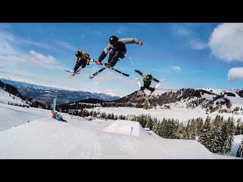 GoPro HERO4 – Skiing the Weekend 2 | Beef Circuz