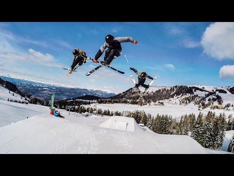 GoPro HERO4 – Skiing the Weekend 2 | Beef Circuz