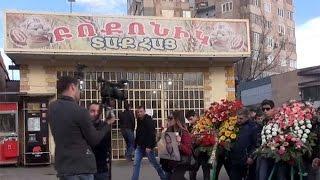 Երթ՝ ի հիշատակ «հաց բերող» Արթուր Սարգսյանի