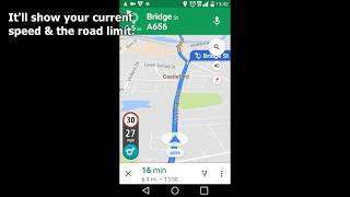 How to add Speed Camera Alerts to Google Maps