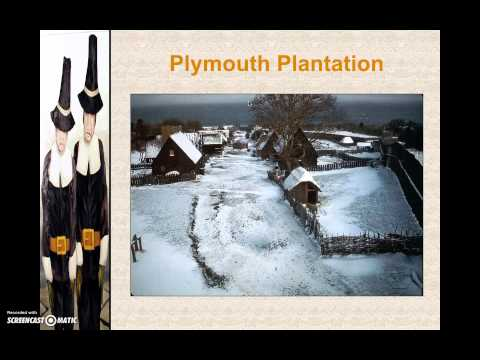 AP US History Period 2: New England Colonies Part I