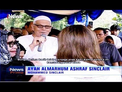 Ayah Ashraf: Bunga, Terimakasih Telah Menjaga Anak Kami, Kamu Luar Biasa - INews Prime 18/02