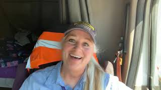 Truck driving for women