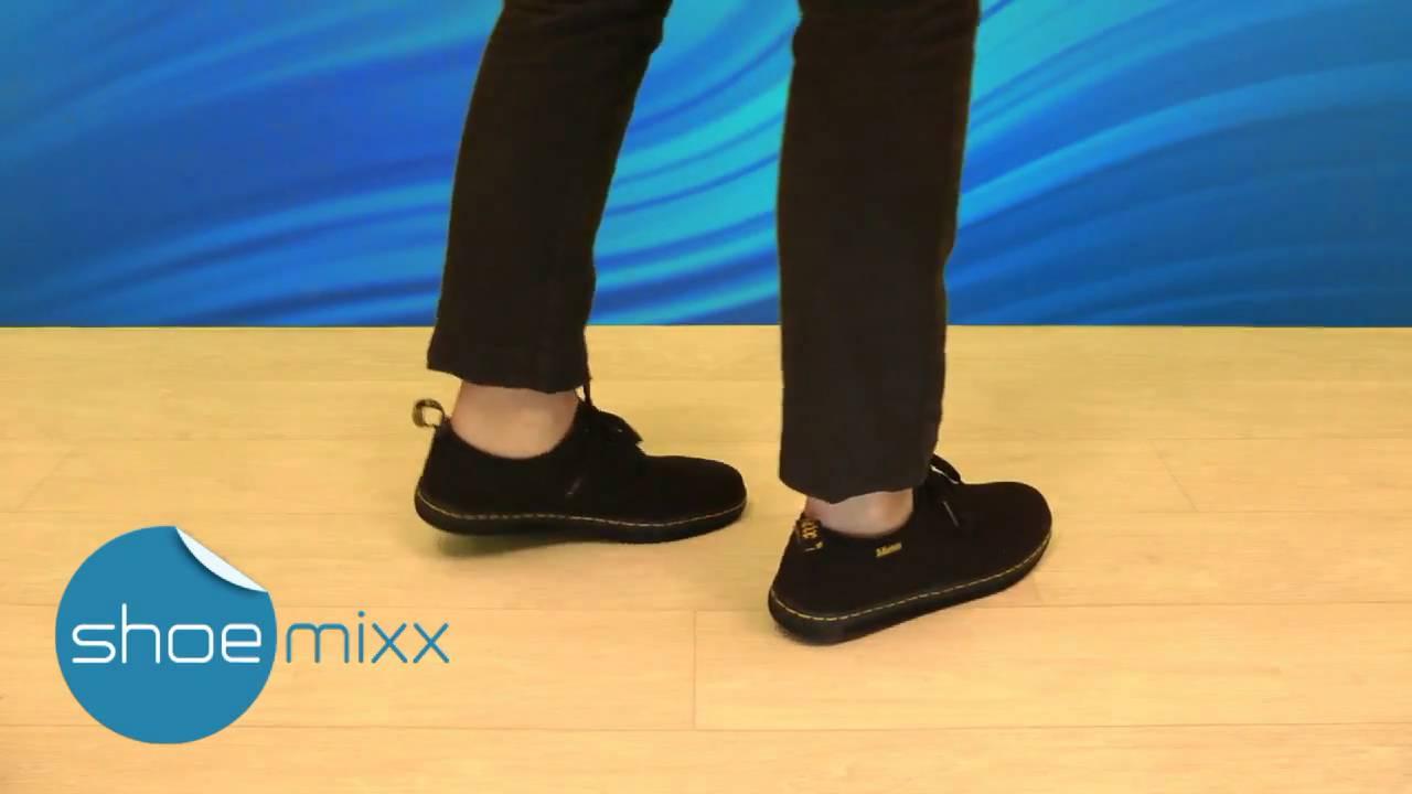 Dr Martens Soho Shoe Black