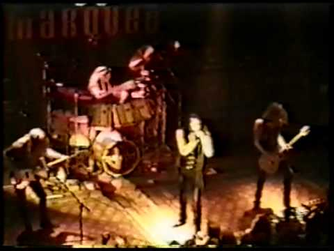 The Cult - The Phoenix (Live) - Marquee Club 1991