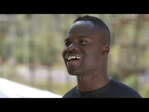 Akwasi Frimpong- African Skeleton Olympic Hopeful and doTERRA Performance Advocate