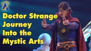 Doctor Strange Journey Into the Mystic Arts - Marvel Day at Sea