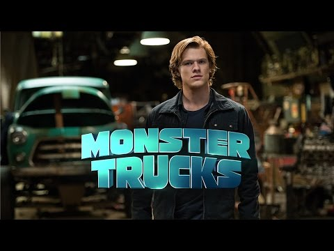 Видео, Monster Trucks  Trailer 1  Paramount Pictures UK