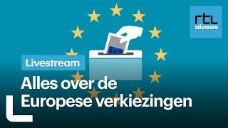 PvdA de grootste bij Europese verkiezingen, gevolgd door VVD en CDA