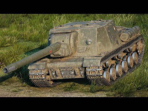 World of Tanks ISU-152 - 4 Kills 8,2K Damage thumbnail