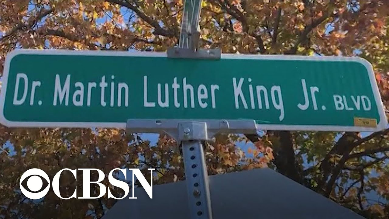 Kansas City approves naming street for Martin Luther King