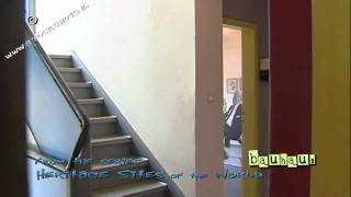 "Bauhaus world heritage, the ""Meisterhäuser"""