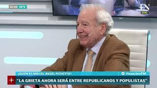 ¿Quién es Pichetto? ¿Qué tiene en común con Macri, y en qué se diferencia?
