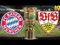 FIFA 19 | FC BAYERN MÜNCHEN vs. VFB STUTTGART | DFB POKAL ◄FCB #38►