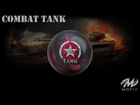 Motiv Combat Tank bowling ball review by Average Joe Reviews