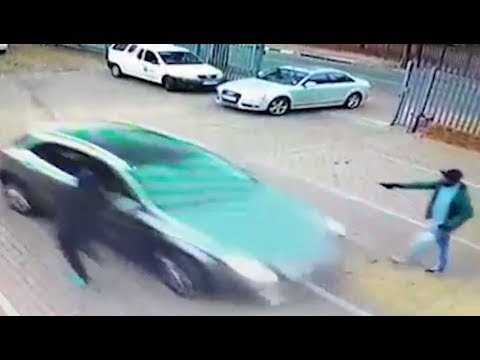 Attempted Carjacking Goes Wrong For Suspects