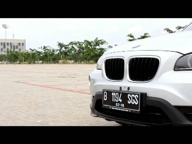 Test Drive New BMW X1 Diesel