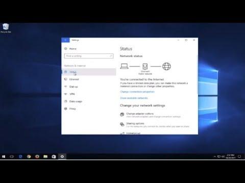 windows 8.1 reset network adapter