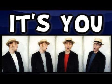 It's You (Music Man) - Barbershop quartet