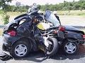 Wypadki motocyklowe. Musisz to zobaczyć!!!