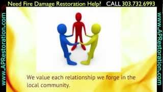 Fire Damage Restoration Longmont   303.732.6993