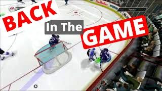 NHL 14 EASHL Fun #21 - BACK IN THE GAME