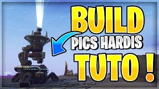 Tuto BUILD - PICS HARDIS AMPLI A FORTNITE SAUVER THE WORLD PS4/PC 720P HD EN