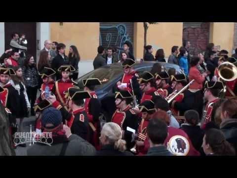 Cabalgata de los Reyes Magos de Triana 2014.