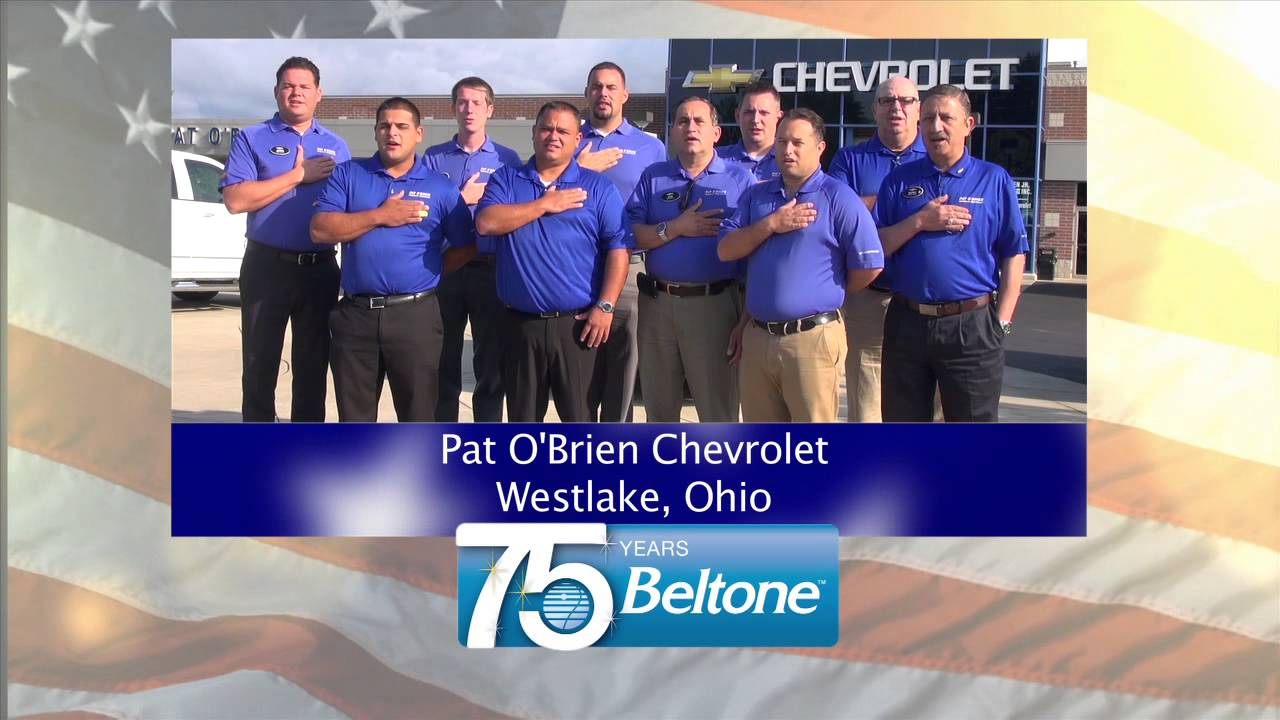 Pat O Brien Chevy >> Pledge 09 25 Pat O Brien Chevrolet Westlake Youtube