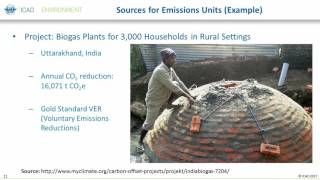Online CORSIA Tutorial #5 - Emissions Units and Registries