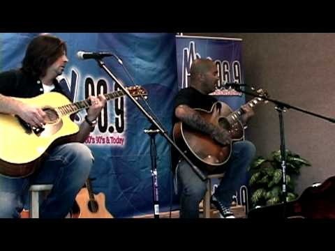 Staind - Believe In Me - Mix 96.9 Unplugged