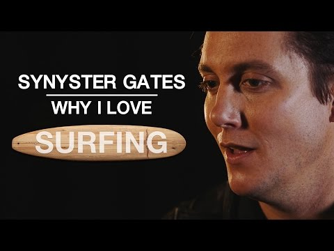 Why I Love: Synyster Gates on his life-long passion for surfing