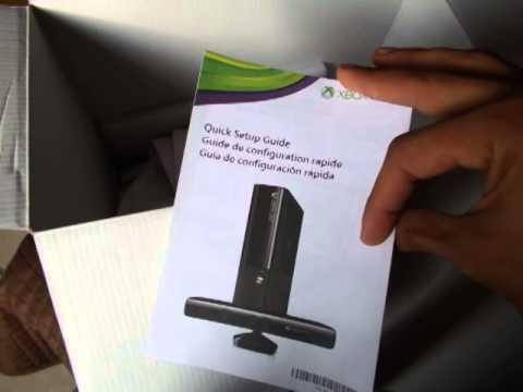 Ml Xbox 360 Kinect Mas 4 Juegos 2 Controles Youtube
