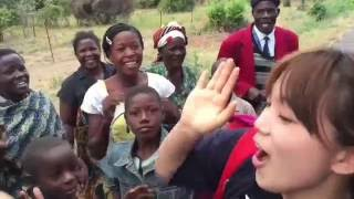 【マラウィFW2015】 マラウィで過ごした日々-オープニング映像あり