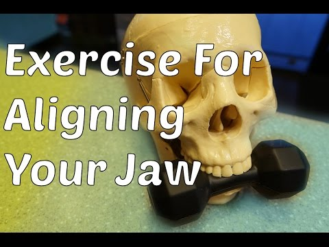Stop Jaw Clicking/Popping TMJ With This Exercise | Fix with Jaw Tracking | A Simple Exercise