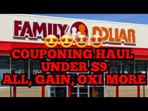 FAMILY DOLLAR 5 OFF OF 25 ALL GAIN,OXi