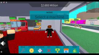 ROBLOX-WE BUILT NOTRE ARCADE OWN
