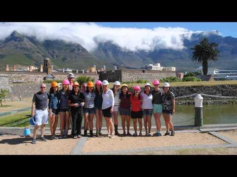Harvard Business School Ladies Golf Team : Cape Town South Africa